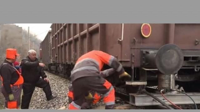 Влак повторно дерайлира за по-малко от денонощие