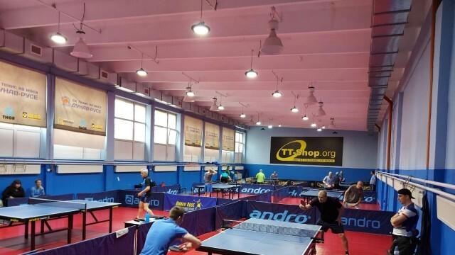 Завърши традиционният турнир по тенис на маса, организиран от Работнически клуб