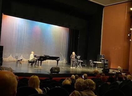 Недялко Йорданов и Хайгашод Агасян пяха за любовта и живота пред русенската публика (BИДЕО)