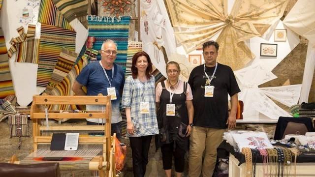 Майстори от Дунавската задруга представиха България пред творци цял свят /Снимки/