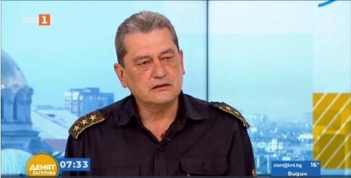 Гл. комисар Николай Николов: 93% от пожарите са предизвикани от човешка дейност