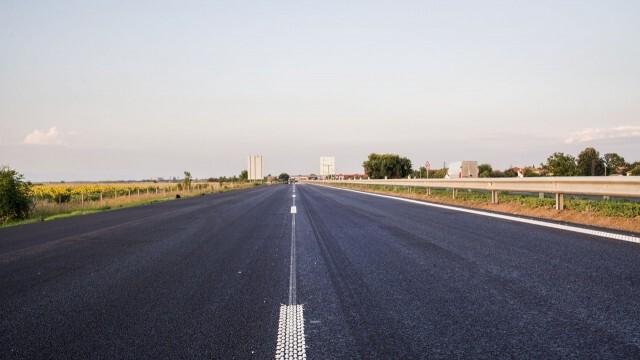 """Ограничава се движението от 30-ти км до 47-км на АМ """"Хемус"""" в двете посоки"""
