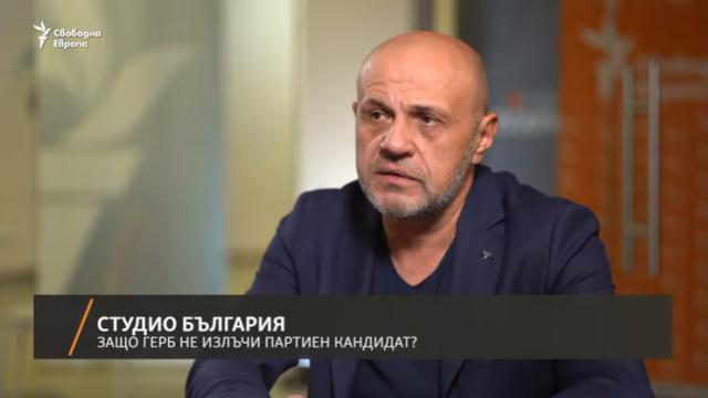 Томислав Дончев: На балотаж ГЕРБ е логично да подкрепи Лозан Панов