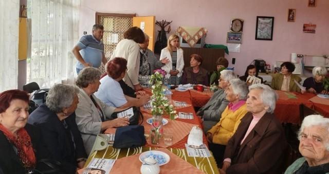 Светлана Ангелова: Сред основните цели на българските евродепутати от ГЕРБ е повишаването на доходите на българските и европейските граждани
