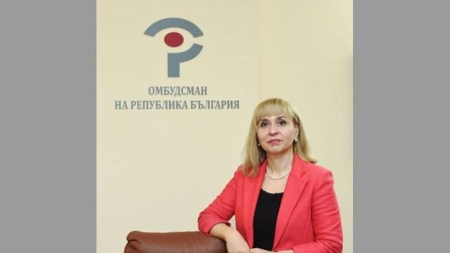 Омбудсманът Диана Ковачева: Десетки граждани се оплакват от неуредици в електронното преброяване
