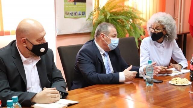 Областният управител и шефът на РИОСВ настояха пред румънските власти за по-строг контрол при паленето на стърнища