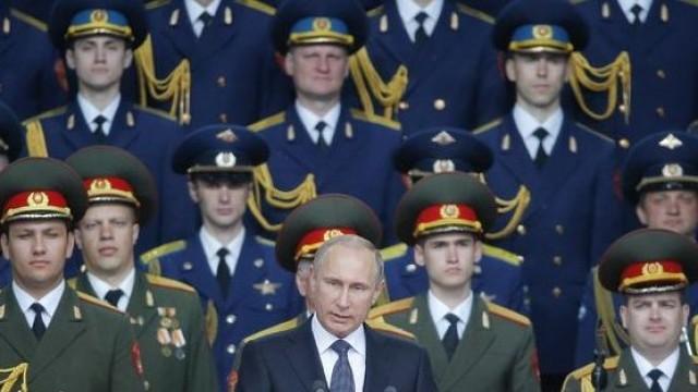 Путин втвърди тона, Москва увеличава ядрените си оръжия