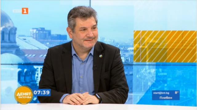 Георги Ганев, ДБ: 50-те лева за пенсионерите всеки месец товарят бюджета