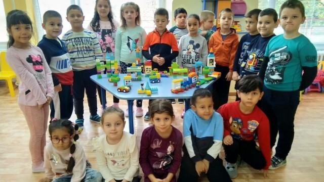Детска градина в град Левски с новаторски методи на обучение