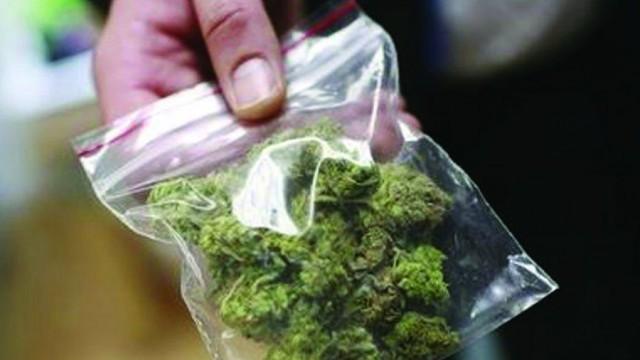Полицията задържа младеж с наркотици в Плевен