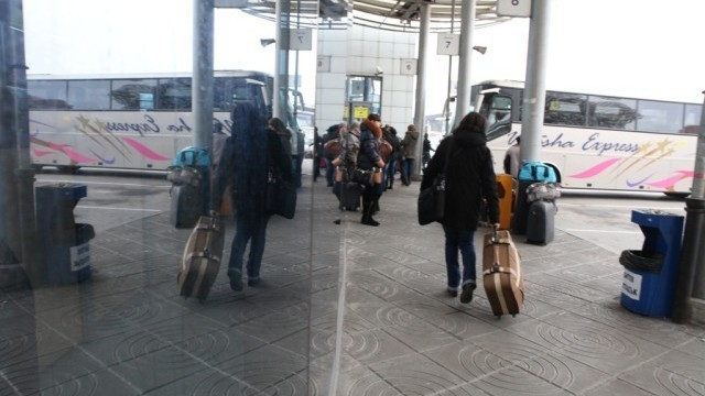 Откриха бомба в автобус с българи в Будапеща