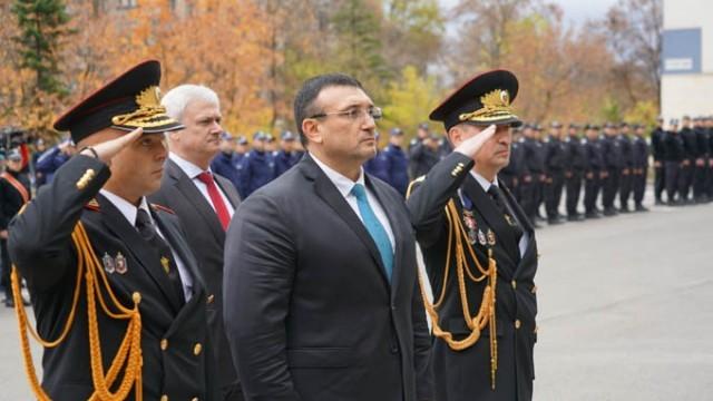 Министър Маринов: Полицията винаги е следвала основната си мисия – спазването на закона