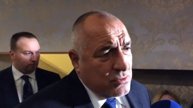Борисов отговори на президента: Защо е тая злоба? Властта не е за всеки (Видео)