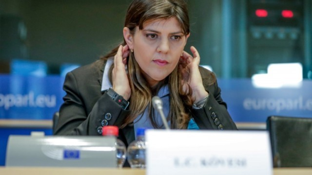 Румънката Лаура Кьовеши е новият главен прокурор на ЕС