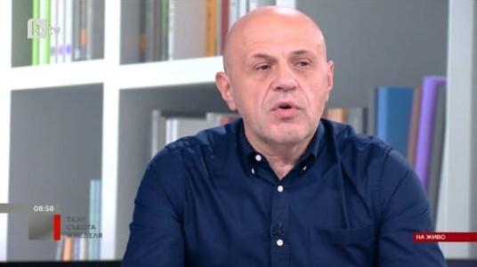 Дончев: Бойко Борисов няма да се кандидатира за президент, поне на тези избори