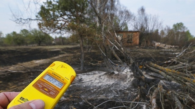 Пожарът в Чернобил - опасност от разпространение на радиация?