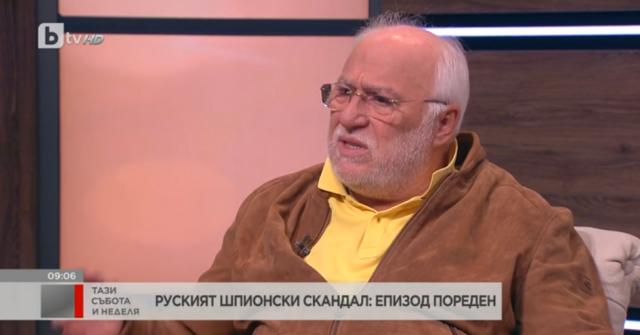 Прокуратурата с нови данни за отравянето на Емилиян Гебрев