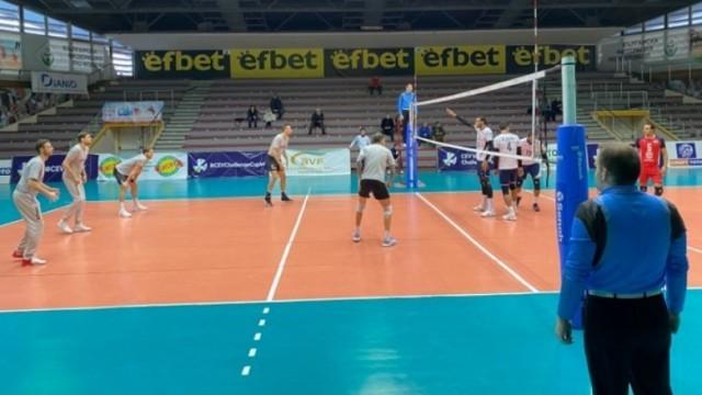 Волейболистите на България започнаха година с победа