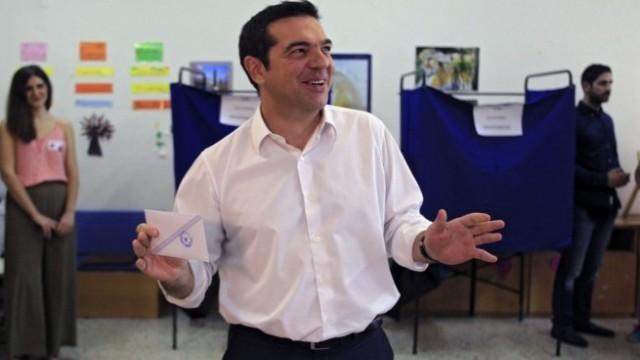Гърция върна Ципрас, Златна зора трета, кредиторите на тръни