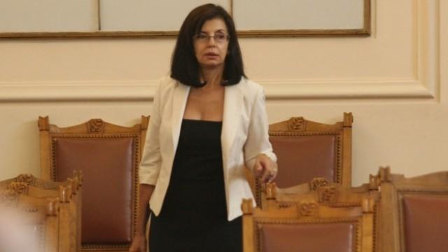 След прегласуване и промяна на вота, Кунева е новият министър на просветата