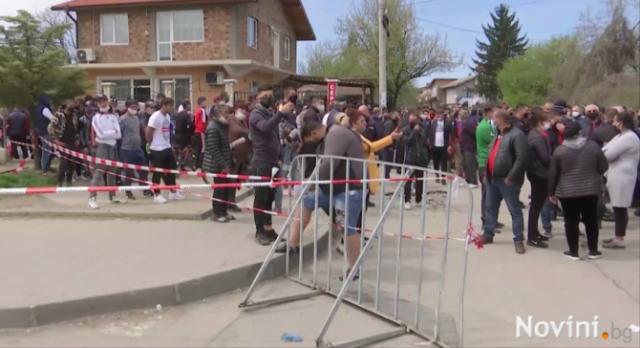 Сиди от ВМРО: Преди месец предупредихме, че гетата ще са центъра на заразата. Категорично заставаме зад действията на полицията!