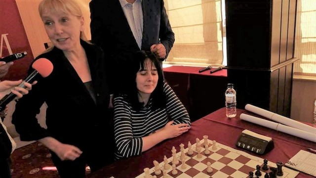 Международен турнир по шах събра в Плевен перспективни шахматистки от Русия, Сърбия, Румъния и България