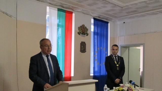 Кметът на Община Долни Дъбник, кметовете на кметства и общинските съветници официално влязоха в  правомощия