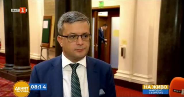 Биков: 46-ият парламент се провали
