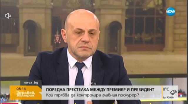 Томислав Дончев: Защо отнемате правото на премиера да бъде емоционален?