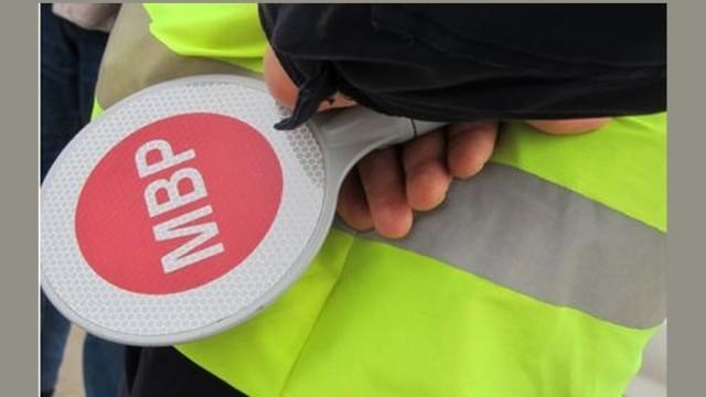 Засякоха водачи на автомобил и мотоциклет без регистрационни табели в Плевенско