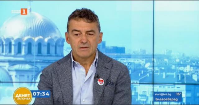 Проф. Петров: Страховете на хората за ваксините са безпредметни, информираното решение е правилното