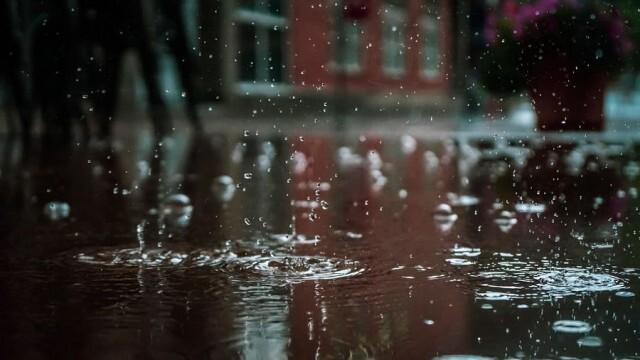 Климатолог: Валежите през октомври са два-три повече от нормата