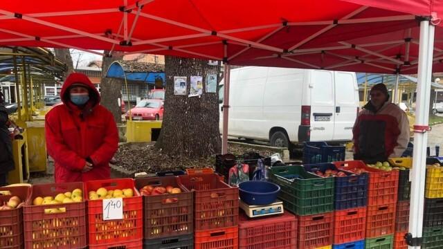 Съботният пазар в град Левски остава забранен