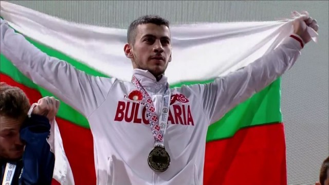 Русенецът Стилиян Гроздев стана вицеевропейски шампион по щанги!