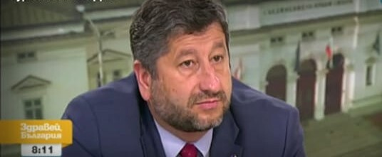 Христо Иванов: Не сме смокинов лист, зад който да се скрие друга форма на управление