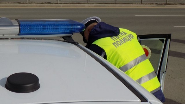 Верижна катастрофа на 6 коли, пострадало дете