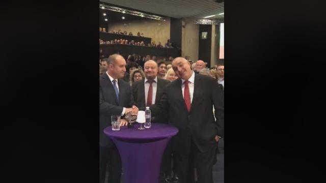 Борисов подаде ръка на Радев, разкритикува Караянчева, не бил давал акъл на Гешев (Видео)