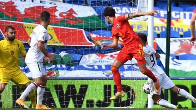Загубихме от Уелс след гол в 94-ата минута в Кардиф