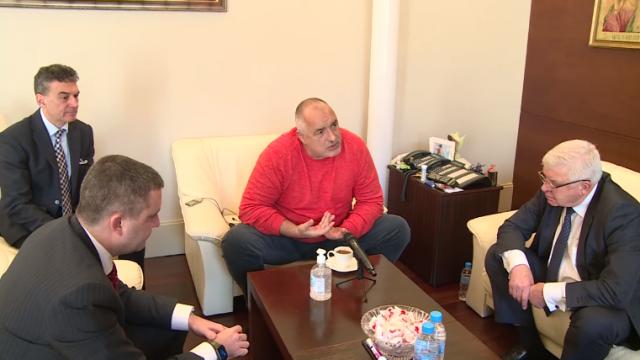 Борисов: Започваме да произвеждаме медикаменти на хининова основа срещу коронавируса (Видео)