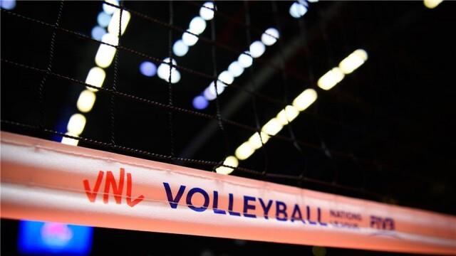 Без Лига на нациите по волейбол тази година