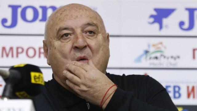 5000 лв. глоба отнесе футболен шеф в българския елит