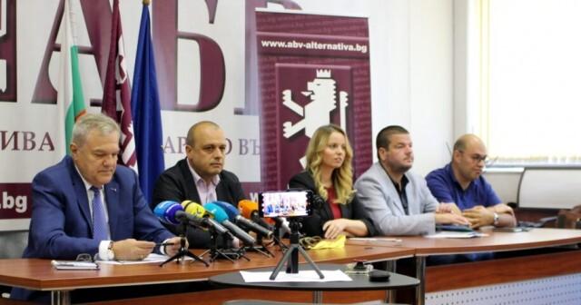 АБВ и БСП обявиха общите листи и основните приоритети в кампанията