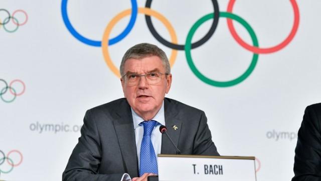 Изпълкомът на МОК: Отмяната на Олимпиадата няма да реши нито един от проблемите