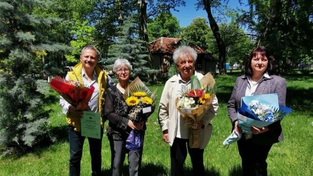 С 5 месеца закъснение: Димитър Стойков получи наградата си за журналистика