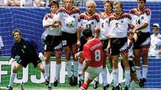 Стоичков се пошегува с германците заради незабравимия четвърт финал