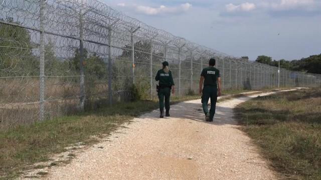 МВР пое контрола над оградата с Турция, ето какво е състоянието й (ВИДЕО)