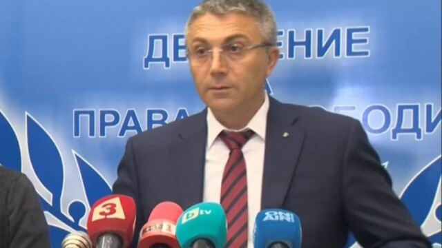 ДПС няма да се регистрират в НС заради Изборния кодекс на ГЕРБ