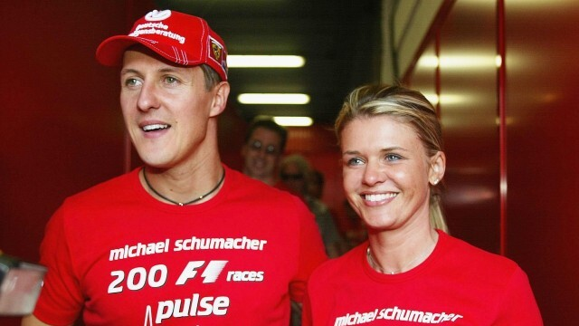 Съпругата на Шумахер: Все още ми показва колко силен е всеки ден
