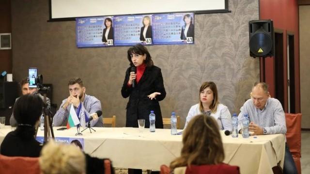 Диана Иванова:  В неделя ще решим дали искаме да дръпнем ръчната спирачка на Русе или да продължим с по-висока скорост напред