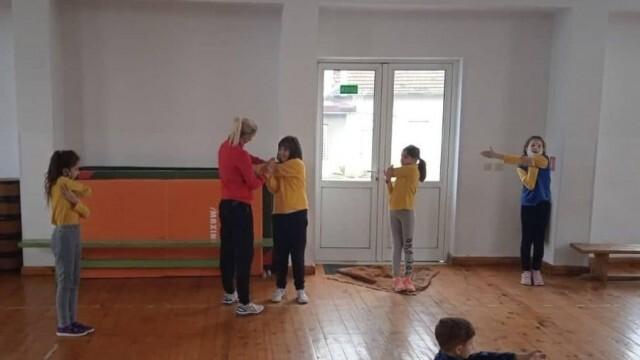 Украинско семейство тренира беленчани за спортни победи